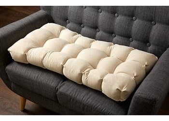 Settee Booster Cushions