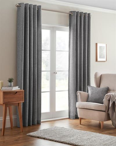 Versaille Eyelet Curtain
