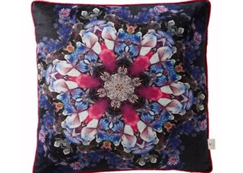 Floriana Kaleidoscope Cushion