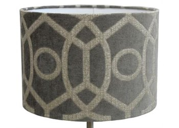 Giovanni Charcoal Lampshade